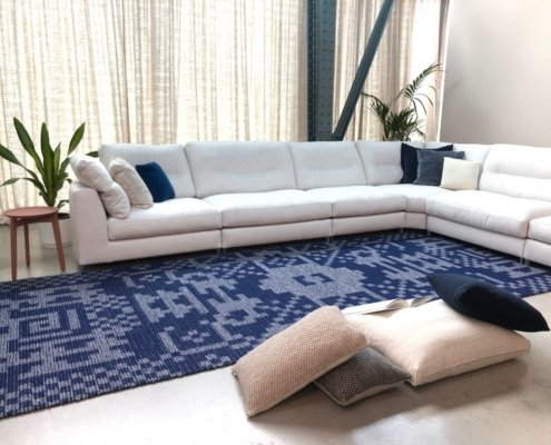 CS RUGS pixelated_traditional_blue